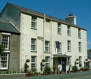 Einion House in Fairbourne West Wales