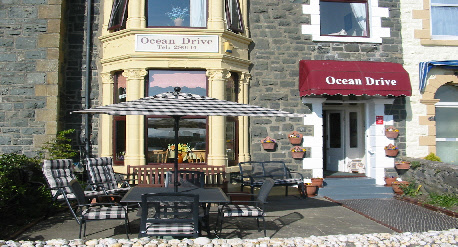 Ocean Drive Guest House in Barmouth
